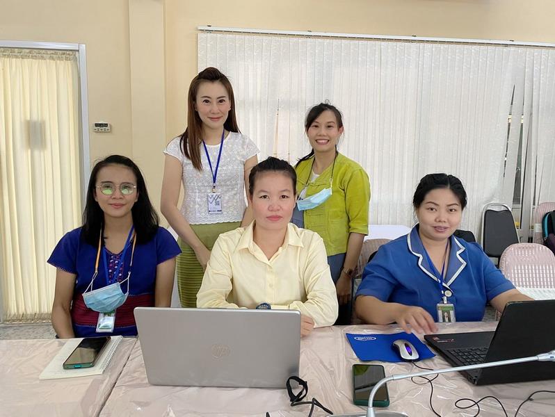 ประชุมเชิงปฏิบัติการระบบสนับสนุนการบริหารจัดการสำนักงานเขตพื้นที่การศึกษา AMSS++