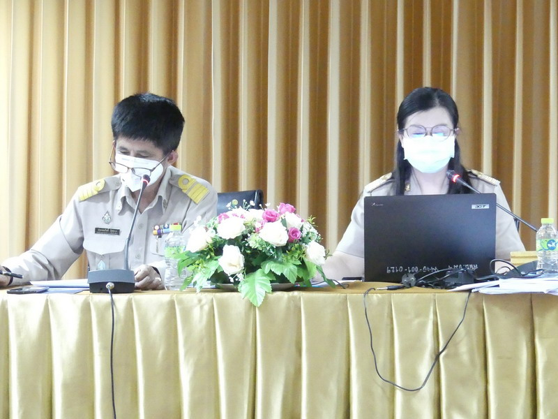 ประชุมเตรียมความพร้อมในการรายงานมาตรฐานสำนักงานเขตพื้นที่การศึกษา การประเมินตัวชี้วัดตามมาตรการปรับปรุงประสิทธิภาพในการปฏิบัติราชการ และการประเมินสถานะของหน่วยงานในการเป็นระบบราชการ 4.0 (PMQA)