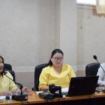 การประชุมบริหารอัตรากำลังข้าราชการครูและลูกจ้างชั่วคราว